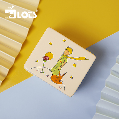 LOTS丨Little Prince Joint Series Peripheral Music Box Wooden Music Box Healing Birthday Gift Girl
