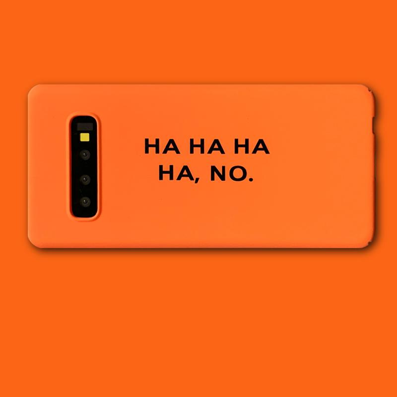 11月30日最新优惠三星s10e手机壳简约创意文字8s9plus全包超薄磨砂note8男女潮硬5G