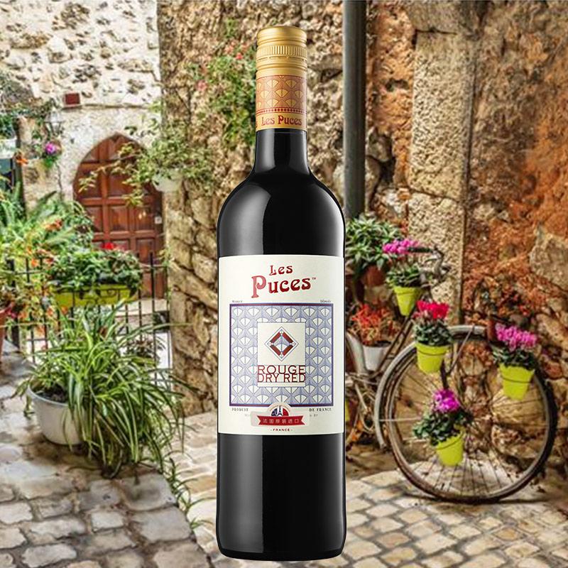 卡思黛乐CASTEL悦俪干红葡萄酒法国原瓶进口