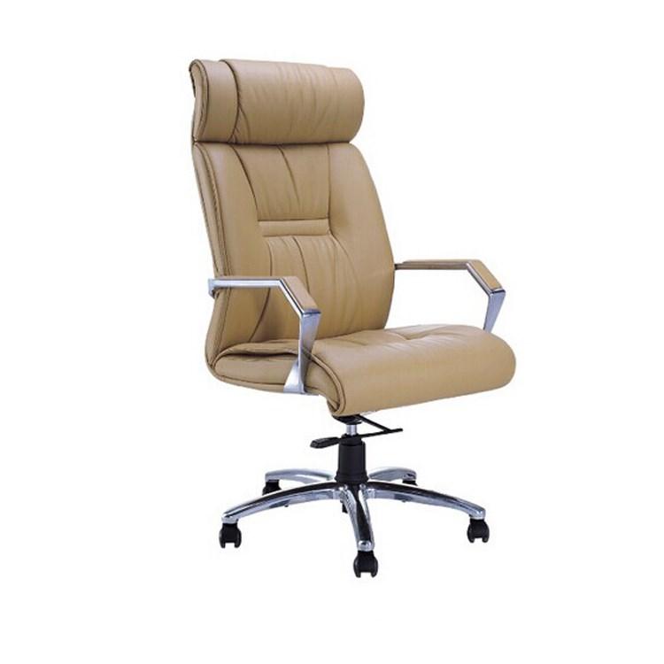 宁波老板椅子主管椅 经理椅 中班椅办公室牛皮旋转电脑椅 员工椅