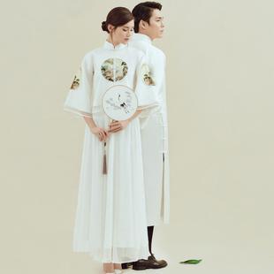 新款 写真主题服装 汉服影楼服装 中国风情侣演出服外围365奖金代码填啥_外围、365_365外围娱乐 艺术照时尚