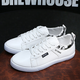 White Shoes, Sports and Leisure Men's Shoes小白鞋时尚男士图片