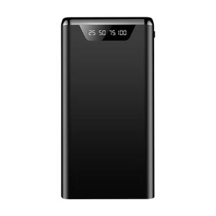 大容量充電寶30000毫安超薄便攜小巧適用vivo華為oppo蘋果8x小米魅族手機通用正品移動電源2女快充專用3萬衝