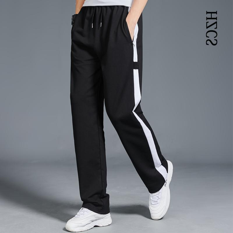Xuanyao Nike Thai sports pants mens pants summer thin large loose casual student pants mens straight pants