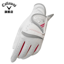 Callaway Callaway Golf Gloves Ms. Golf Gloves NAIL Dual hands