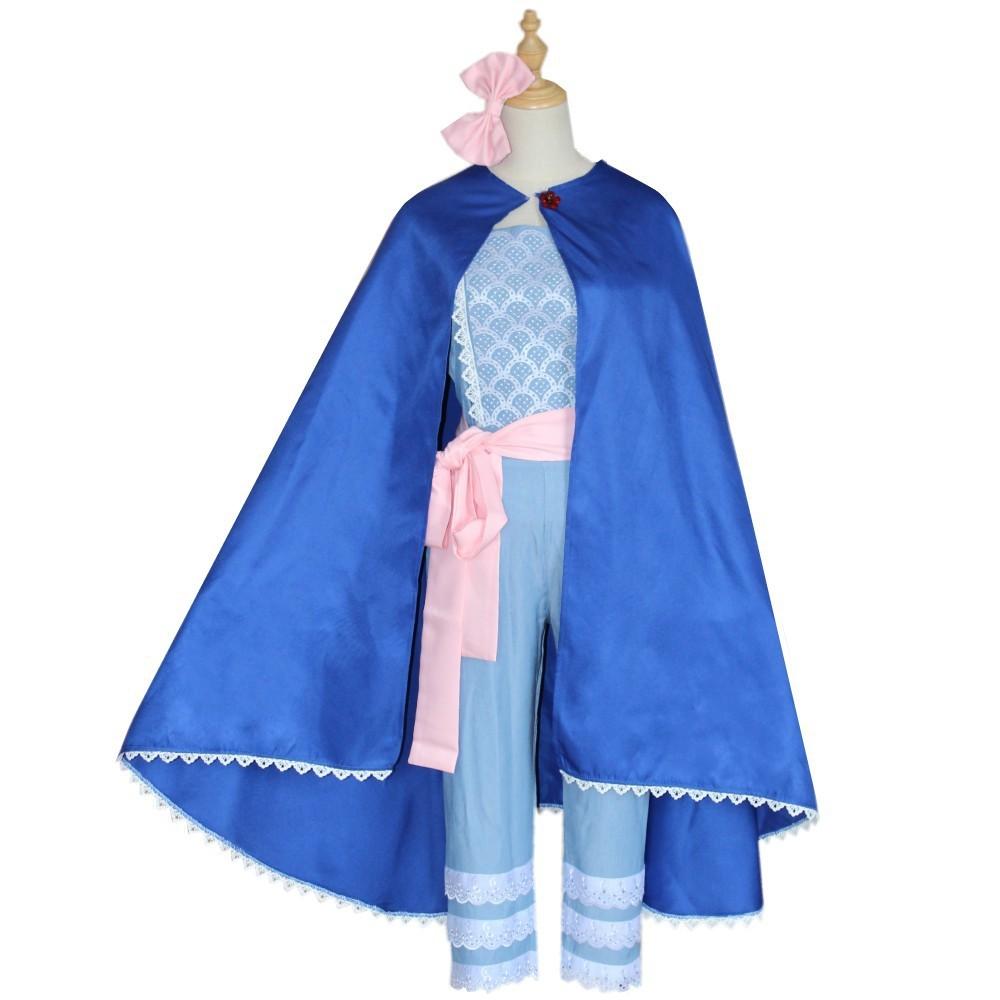 高端定制 新款玩具总动员4牧羊女cos角色扮演服  衣之坊