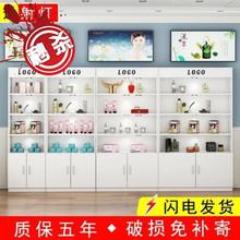 承重柜子展示架化妆品展示柜带灯小饰品相框百搭22装修客厅经济型