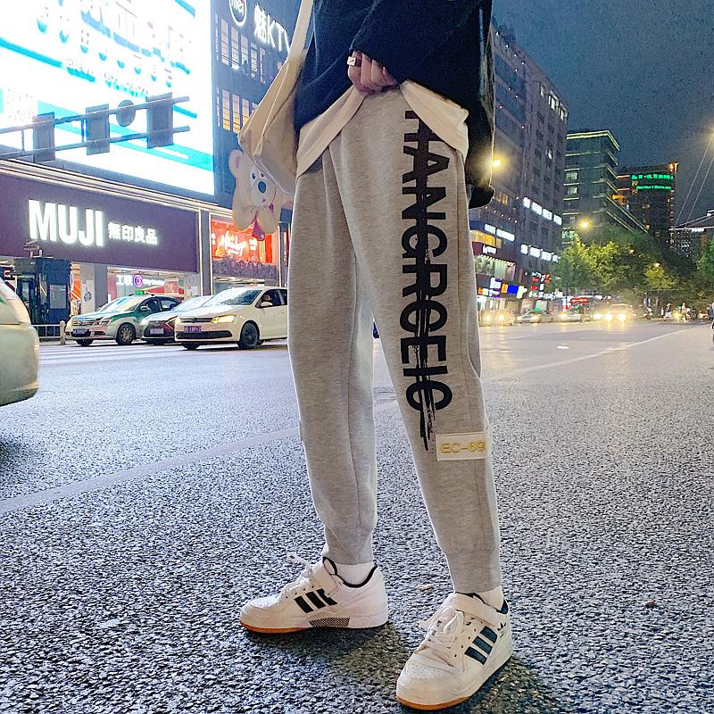 11月27日最新优惠15韩版16秋季男孩13潮流14长裤子