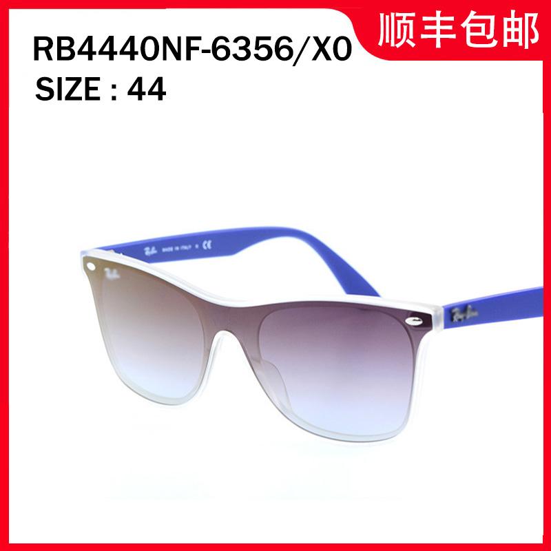 热卖ORB4440NF原装太阳镜渐变墨镜 男女款司机驾驶超轻舒适遮阳