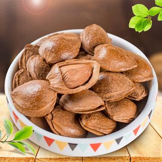 Малые орехи Гинкго,  Год товары открытие абрикос ядерный миндаль рука кожура оригинал небольшой серебро абрикос 500g мешок чистый содержание белый абрикос крепки фрукты нулю еда специальный свойство, цена 150 руб
