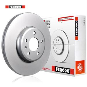 菲罗多刹车盘前盘DDF1722P-D适用于新君威1.6T/2.0T,新君越,荣威