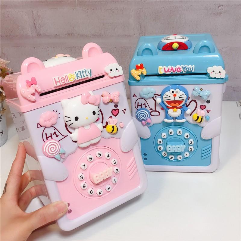 儿童kt叮当创意可爱凯蒂猫储蓄罐满76.00元可用38元优惠券