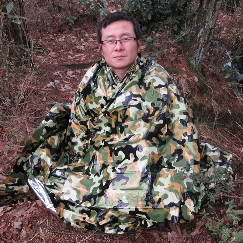 中國代購|中國批發-ibuy99|保温毯|户外保温毯加厚野外越野便携救援生存神器急救毯救生毯防寒毯毯子