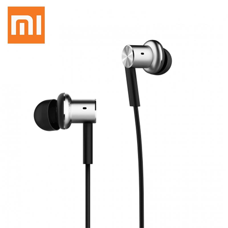 Xiaomi/小米 圈铁耳机入耳式耳塞线控金属男女通用音乐高清晰原装