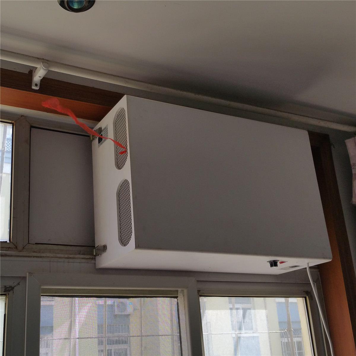 [齐鲁百货小店室内新风系统]正压单向流新风机家用空气净化器壁挂窗月销量0件仅售725元