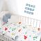 爱予定做INS新款纯棉婴儿床笠椭圆床全棉宝宝床笠卡通床罩包邮