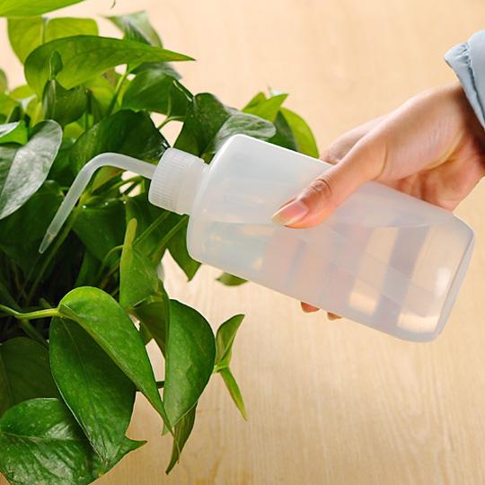 家用多肉植物专用浇花小喷壶挤压式尖嘴浇水瓶浇水长嘴洒水壶工具