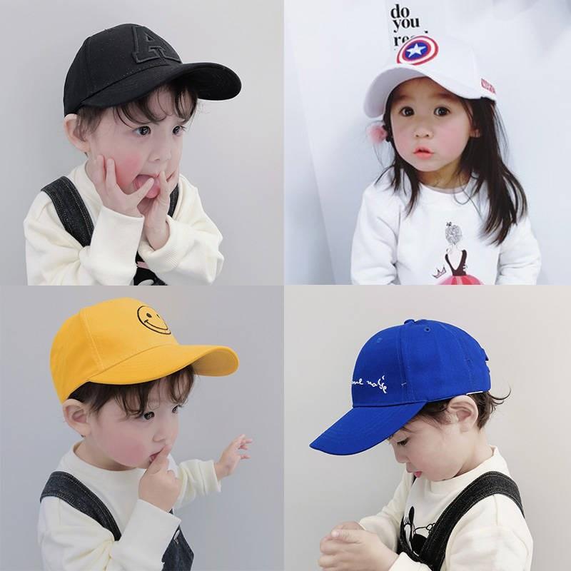 2-8岁儿童帽子春夏季3男童鸭舌帽4小孩5遮阳防晒6男孩女孩棒球帽7券后18.90元