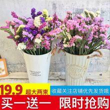 勿忘我干花花束鲜花【买一送一,两束】