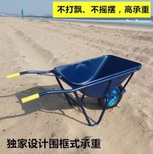 Single wheel carts, mud building carts, agricultural vehicles, trucks, with brakes, small sand, single wheel orchard mud