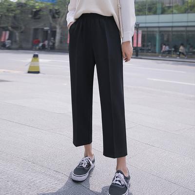 西装裤 女 直筒 宽松销量排行
