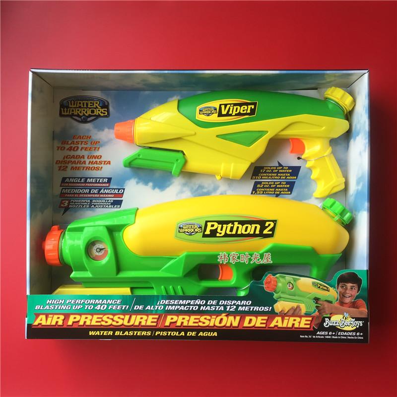 出口外贸儿童水枪玩具滋水枪压力水枪 户外大号水枪