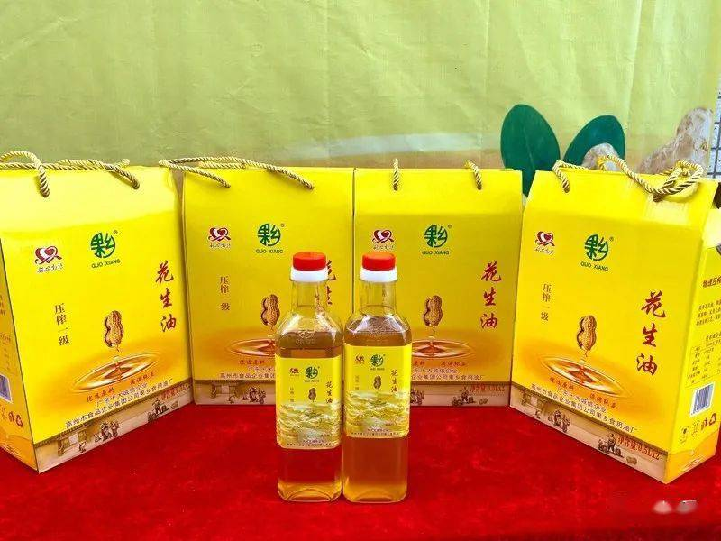 Pure peanut oil primary pressing genuine 5 kg barreled edible oil and fruit Township physical pressing fresh household new oil