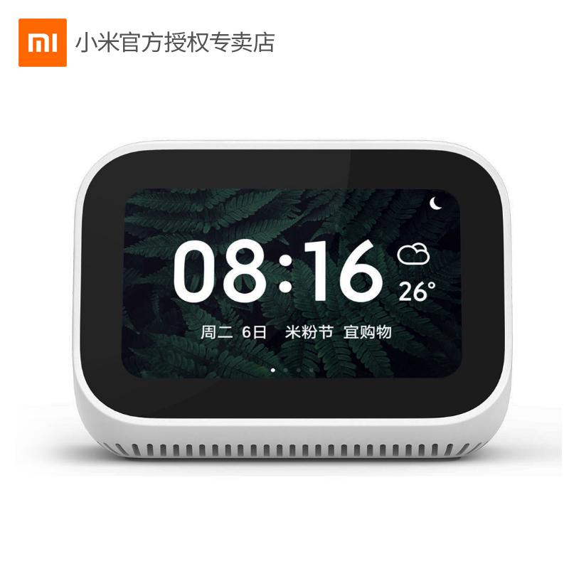 Xiaomi/小米 小米AI音箱小爱同学智能蓝牙音响小爱触屏音箱小艾mini无线声控人工智能机器人