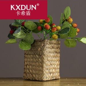 kxdun /卡希盾美式盆栽套装摆件