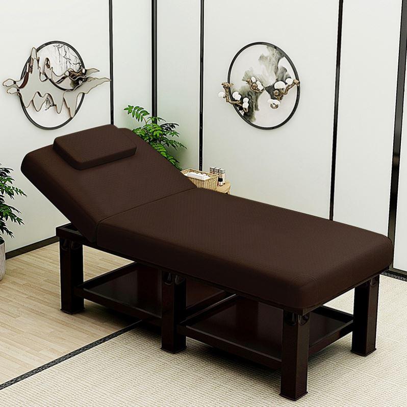 方便艾灸床折叠床搓背刮痧诊疗美体针灸美容便捷式推背纹身推拿床