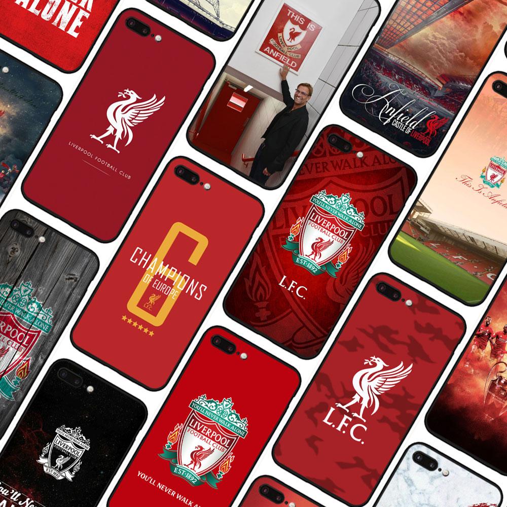 利物浦手机壳iPhone11华为p30小米9三星苹果xr一加oppo魅族vivo软