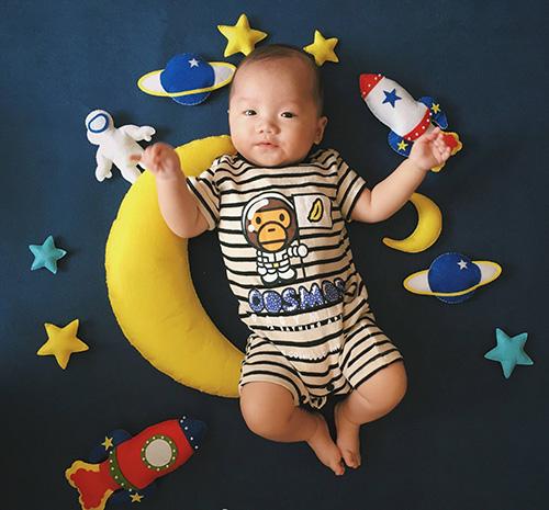 免裁剪不织布材料包布艺玩具手工DIY航天火箭宝宝婴儿拍照道具