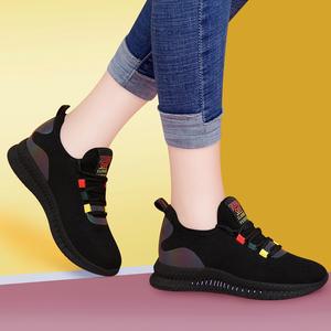 百丽朵芙联名款运动鞋2020新款女鞋ins潮鞋学生百搭超火老爹鞋女