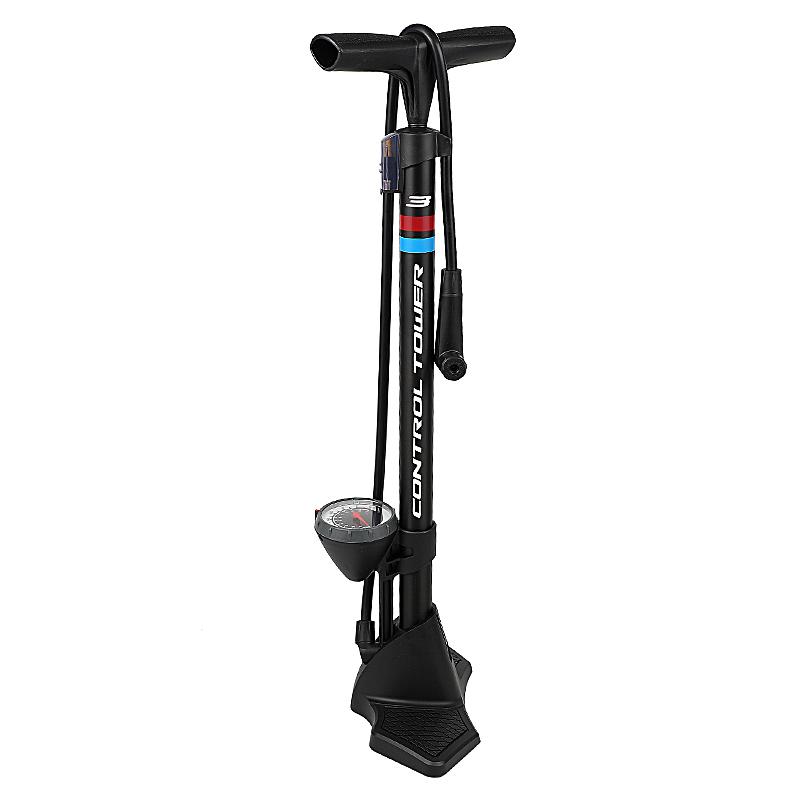 GIANT捷安特打气筒自行车摩托电动车家用高压气筒美法嘴单车配件