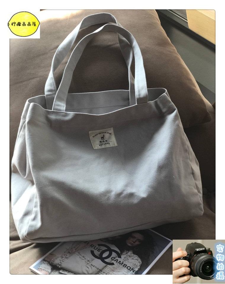 超大码帆布环保袋母婴包妈咪待产旅行包袋大容量便携耐用