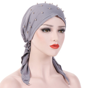 Nail bead Indian cap elastic force muslim headscarf шарф крышка, цена 166 руб