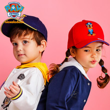 Wang Wang Team's Children's Hat Men's Tide 2019 New Kids'Duck Tongue Hat Girls' Spring and Autumn Baseball Hat Children's Hat