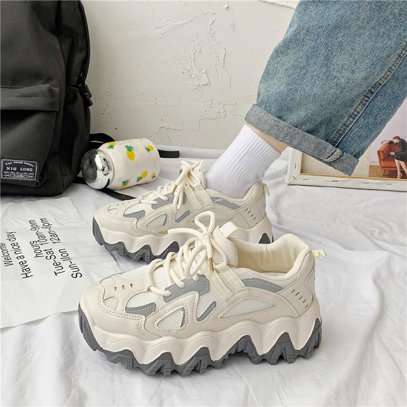 2021年春季新款ins超火老爹休闲鞋质量如何?
