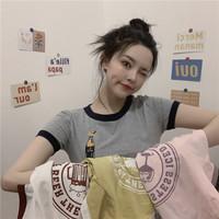 2021年夏季小衫韩版修身高腰潮t恤能入手吗
