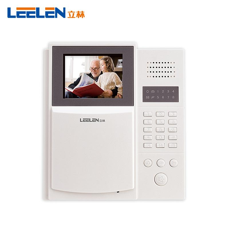 Lilin LEELEN встроенный домофон V21 видеодомофон
