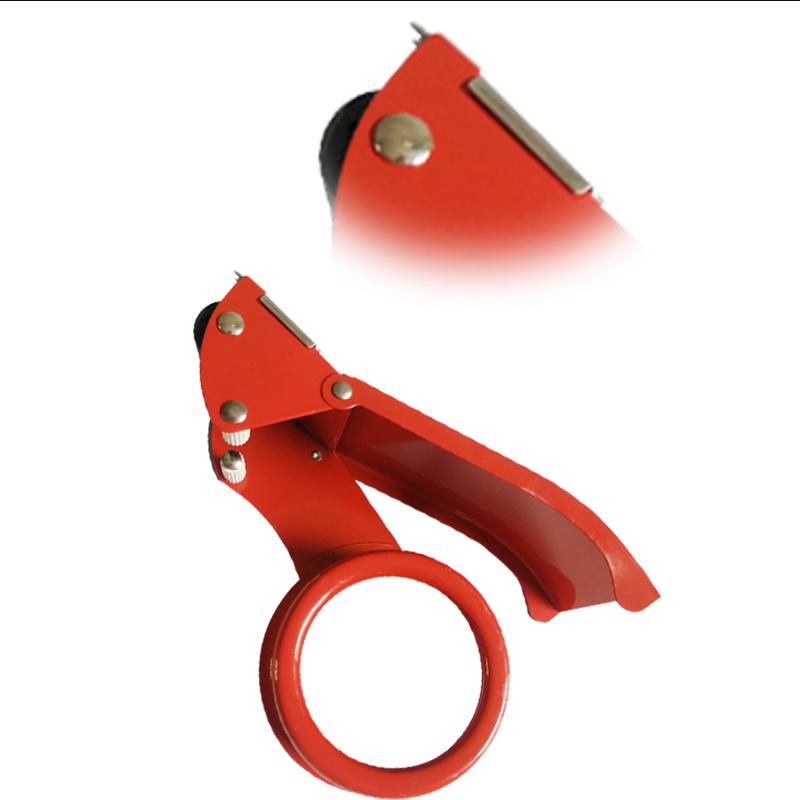 Железо система лента машинально резка устройство печать коробка устройство костюм ширина 3.8-5.5CM из лента крепки реальный прочный значение