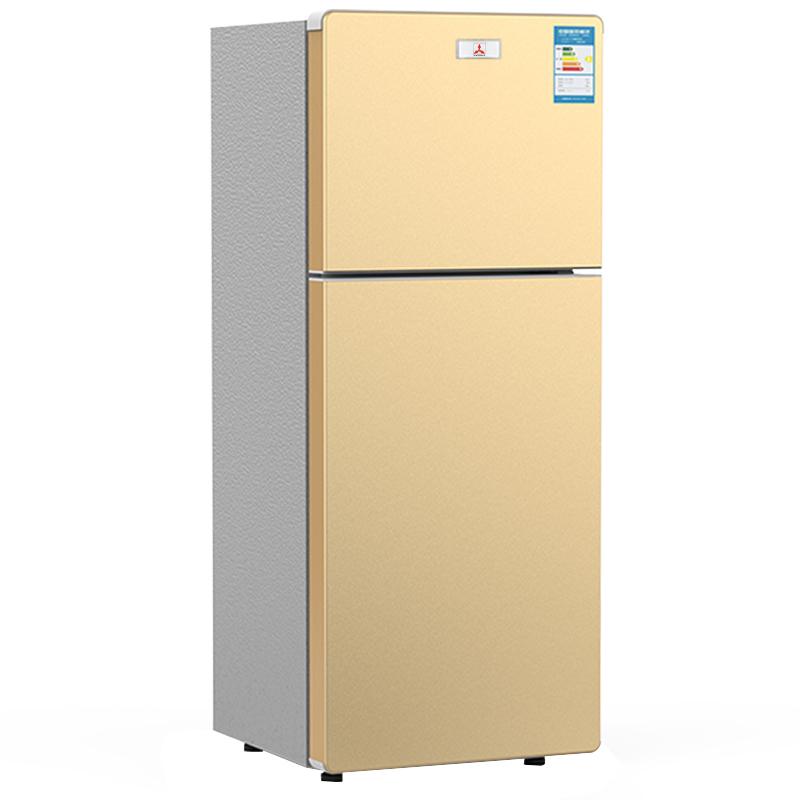 苏宁易购小冰箱家用留样冷藏冷冻柜茶叶车家用一级小节能型电冰箱
