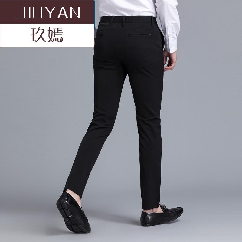 经典百搭时尚西裤
