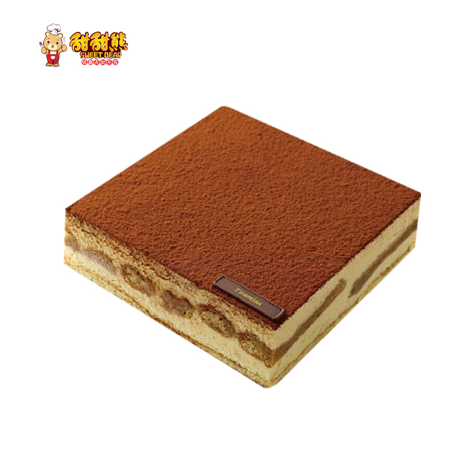 甜甜熊蛋糕店沈阳提拉米苏精品慕斯蛋糕高端蛋糕同城速递包邮配送