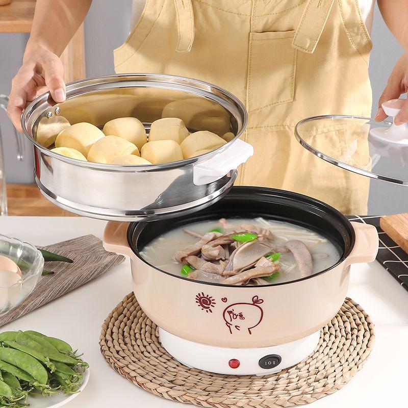 10月11日最新优惠小电饭煲迷你陶瓷电埚炒家用小火锅
