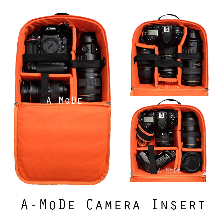In03 SLR camera inner case photography bag inner case thickening waterproof large capacity leisure backpack