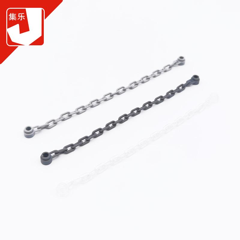 兼容国产小颗粒积木 锁链30104散件MOC长锁链21节链条5节链子玩具