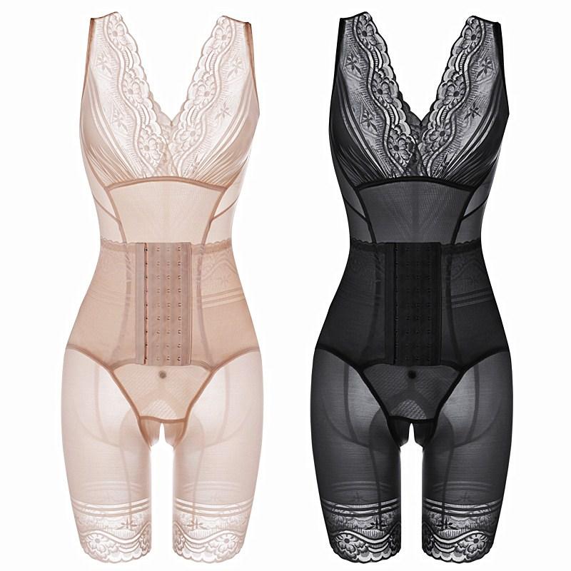 塑身衣收腹束腰正品美体产后连体衣使用评测