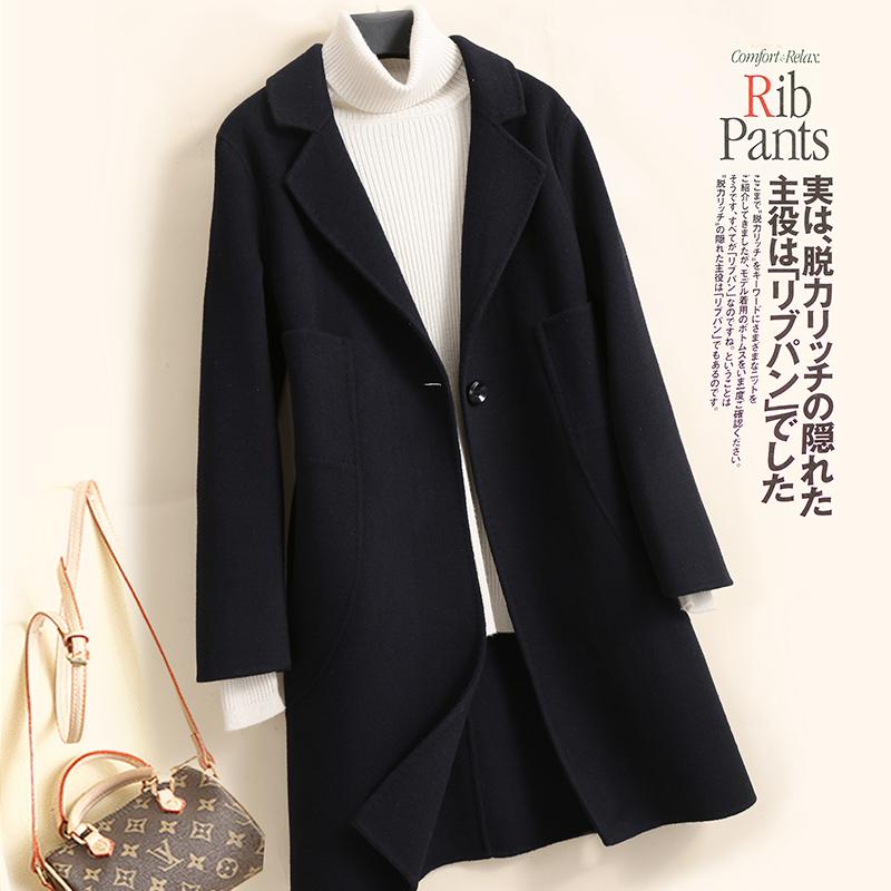 Женские шерстяные пальто Артикул 602433254496