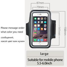 CHYI Cases for iPhone 8 7 plus 6s 6 case Sport band Arm B